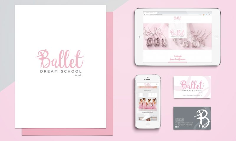 Ballet_brand identity